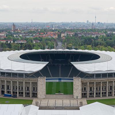 Kfzgutachten Beitragsbild Charlottenburg-Wilmersdorf mit dem Berliner Olympiastadion