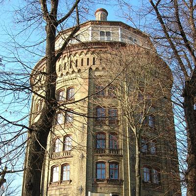 Kfzgutachten Beitragsbild Wasserturm Berlin in Berlin Pankow